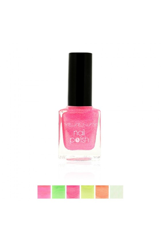 Top coat holographique