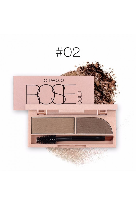 Ombres à sourcils Gel o2o Rose Gold WATERPROOF