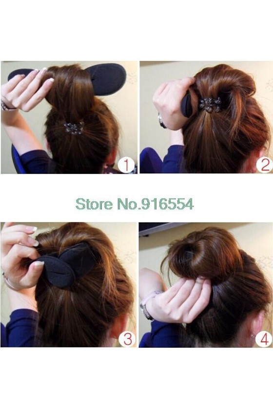 Magic Mousse Chignon