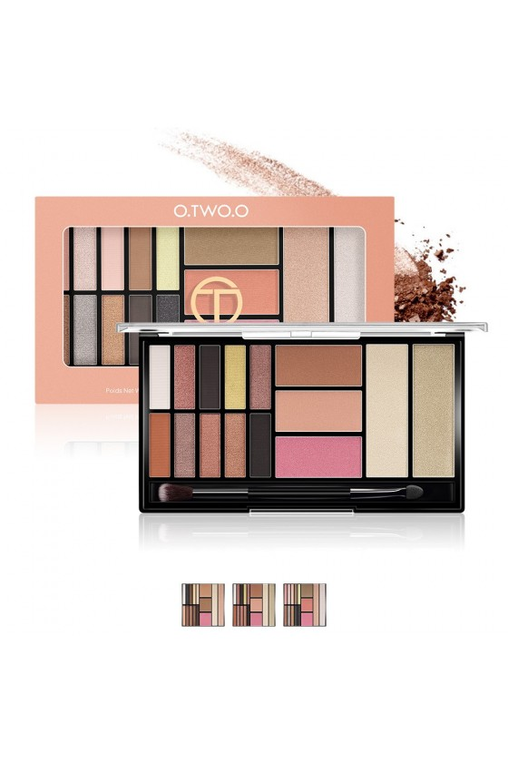 Make up Palette Combiné de O.TWO.O