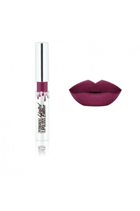 Lip Gloss Permanent Edition Limited Silver