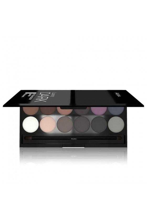 Palette de Fards à Paupières Luxury Dark