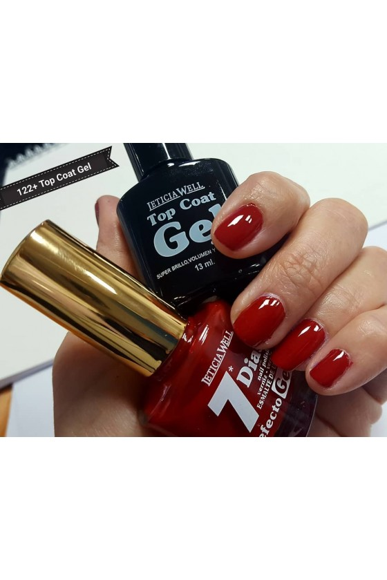 Top Coat Effet Gel