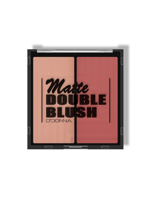 Mat Double Blush