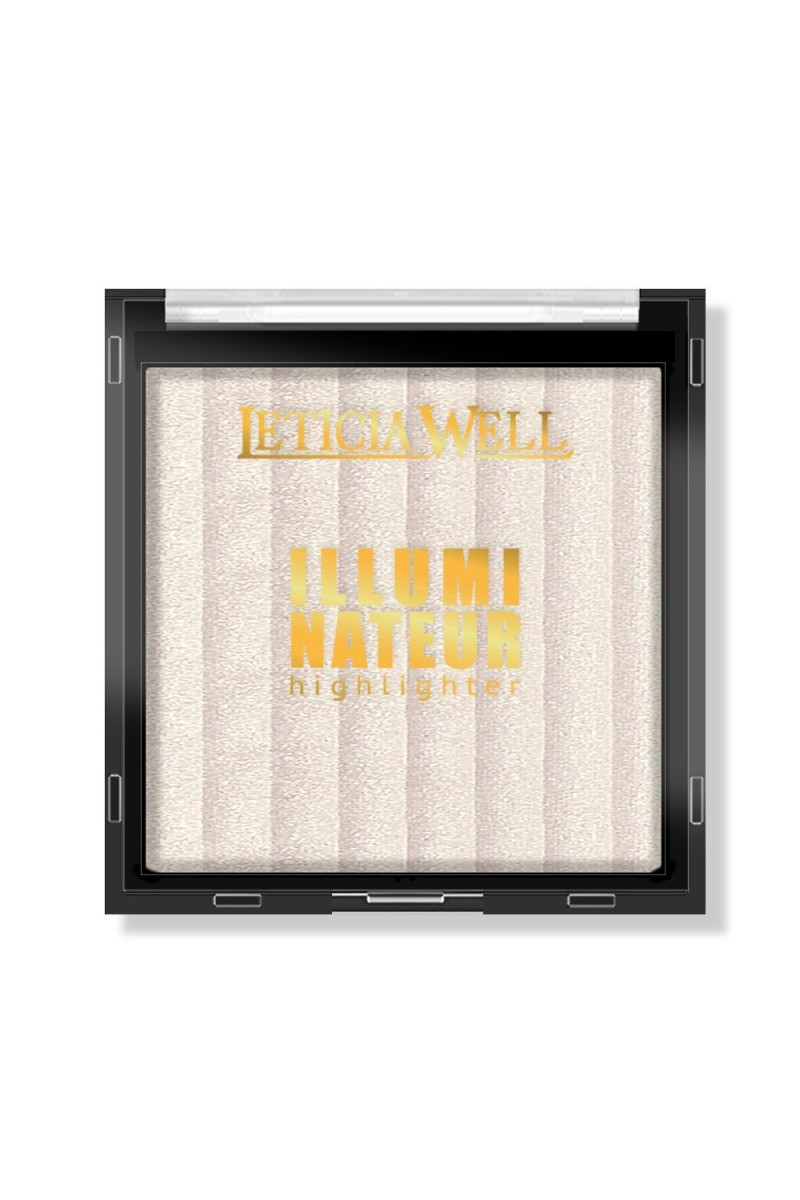 Poudre illuminatrice highlighter compact  pas cher blanc