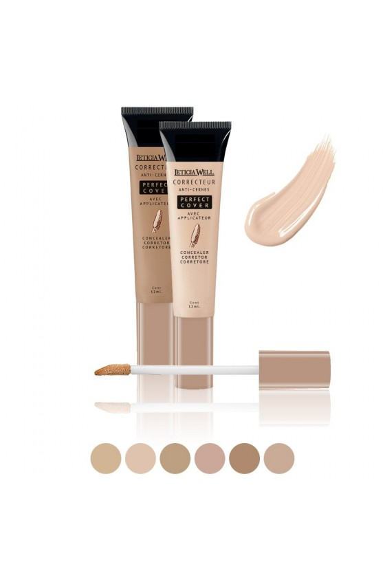 Correcteur / Anti-cernes Perfect Cover Maquillage du teint pas cher