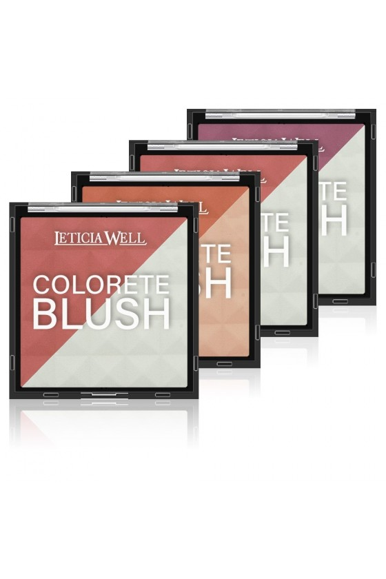 Lot de 4 blush DUO XXL