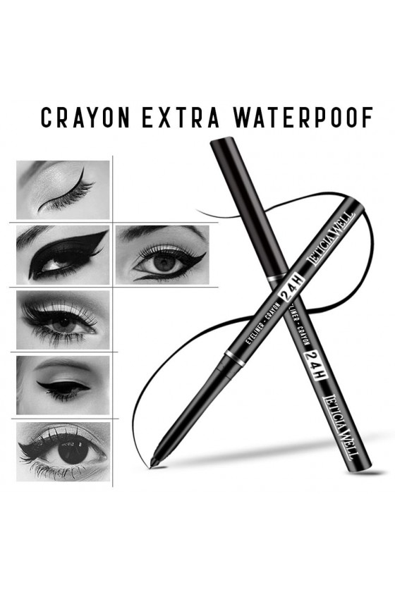 Crayon Waterproof 24 H