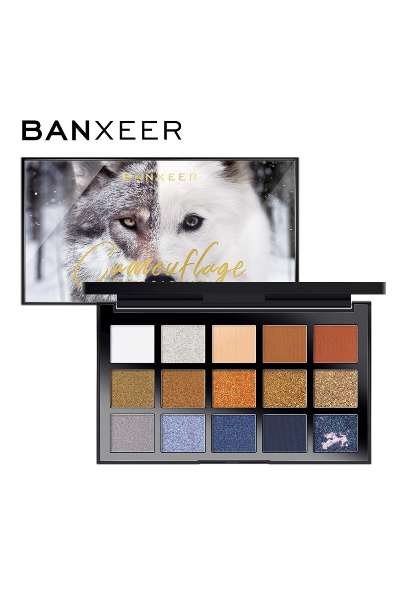 Palette Camouflage II CREED & LOYALTY