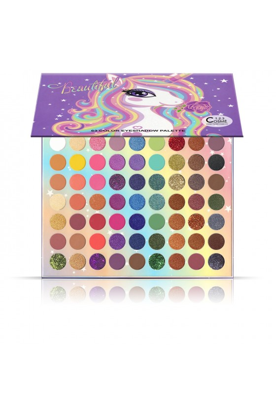 Palette Yeux So beautiful Licorne