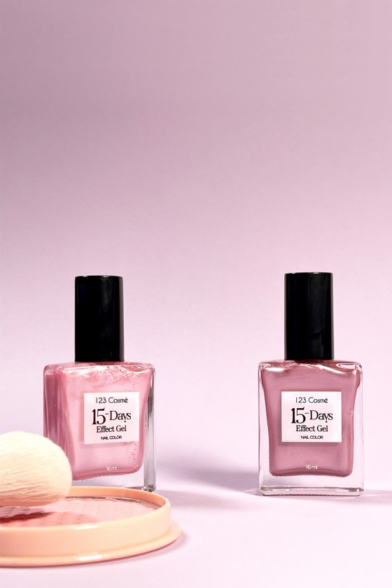 Top coat effet Gel 15 Days